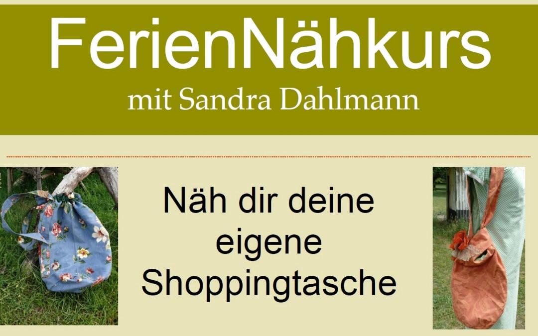 FerienNähkurs mit Sandra Dahlmann