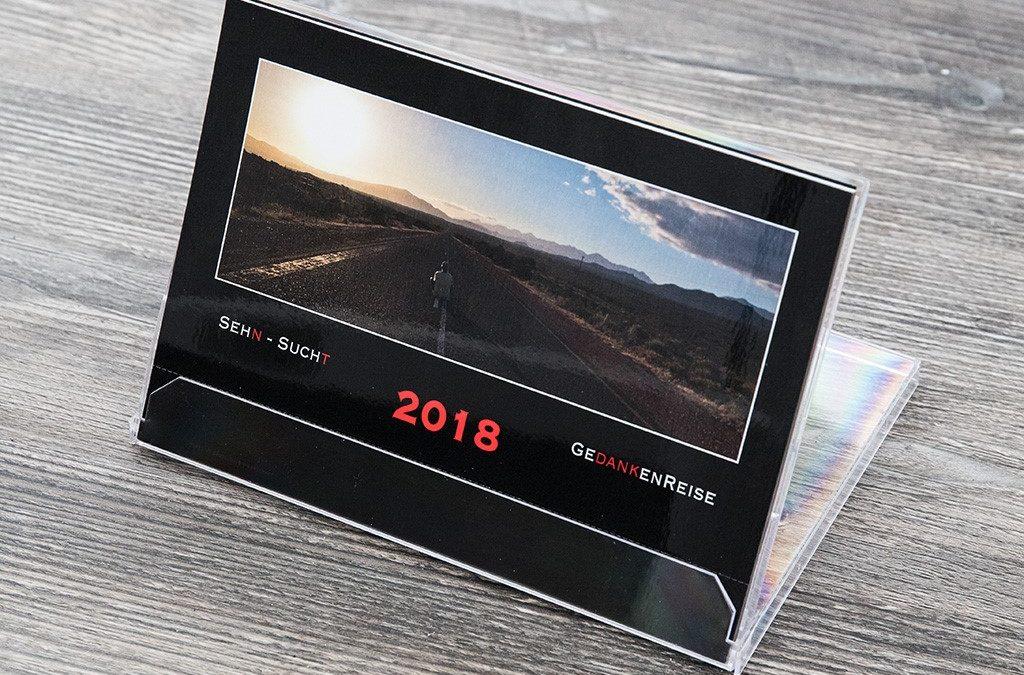 Fotokalender 2018 ab sofort verfügbar